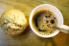 Black coffee Stock Images