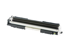 Black color Laser printer toner cartridge Stock Photo