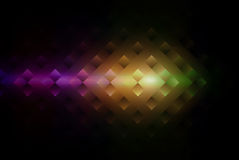 Black colorful background Royalty Free Stock Photos