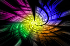 Black and colorful backgrounds Stock Photo