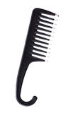 Black comb Royalty Free Stock Photos