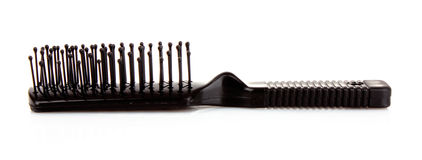 Black comb Royalty Free Stock Photography