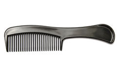 Black comb Stock Photos