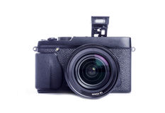 Black Compact System Camera #2 Stock Photo