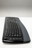 Black Computer Keyboard Stock Images