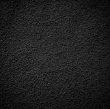 Black concrete wall Royalty Free Stock Photography