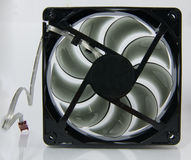 Black Cooling fan Royalty Free Stock Photo