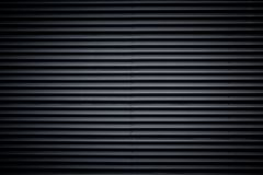 Black corrugated metal texture background stock photography