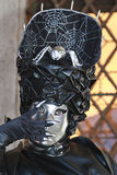Black costume Royalty Free Stock Images