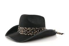 A Black cowboy hat Stock Photos