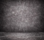 Black cracked concrete wall texture with sidewalk Stock Photo