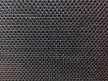 Black Crepe Fabric Texture. From iPhone5 Stock Photo