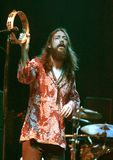 The Black Crowes Perform royalty free stock photography