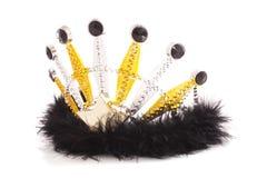 Black Crown Royalty Free Stock Image