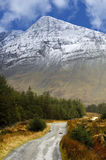 The Black Cuillin Stock Images