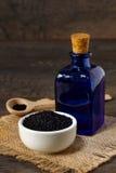 Black cumin Royalty Free Stock Image