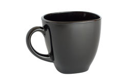 Black Cup Royalty Free Stock Image