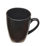 Black cup Royalty Free Stock Photo