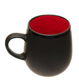 A black cup Stock Images