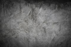 Black, dark and gray abstract cement wall and studio room gradient background stock images