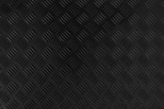 Black dark grey Checker Plate abstract floor metal stanless background stainless. Pattern surface royalty free stock photo