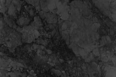 Black or dark grey marble texture. Marble nature pattern. Royalty Free Stock Photo