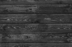 Black dark wood background Stock Photo