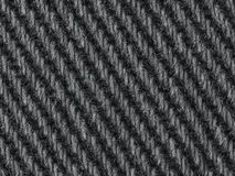 Black denim jeans fabric closeup macro texture background patter Stock Photos