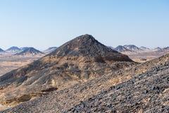 Black desert Stock Photo