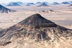 Black desert Stock Image
