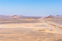 Black desert Stock Photography
