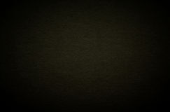 A black design cardboard texture background. Stock Photography