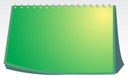 Black desk calendar Stock Photos