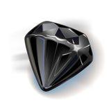Black diamond Stock Image