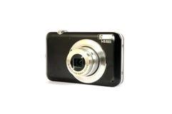 Free Black Digital Camera Royalty Free Stock Photo - 18975215