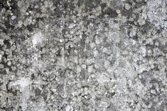 Black dirty wall Royalty Free Stock Images