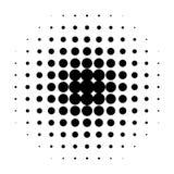 Black Dots Royalty Free Stock Photo
