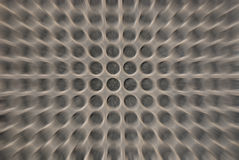 Black Dots Radial Stock Photo