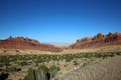 Black Dragon Canyon Royalty Free Stock Photo