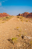 Black Dragon Canyon Road Royalty Free Stock Images