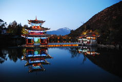 Black Dragon Lake (China) Royalty Free Stock Photos