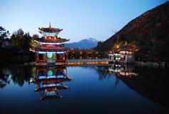 Black Dragon Lake (China) Royalty Free Stock Photos