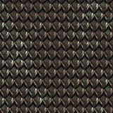Black dragon skin scales Stock Photo