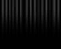 Black drapes Royalty Free Stock Photography