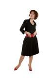 Black dress Royalty Free Stock Photo