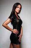 Black dress Stock Photography