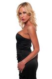 Black dress Stock Photo