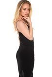 Black dress Stock Image