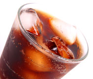 Black drink Royalty Free Stock Photos