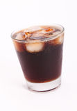 Black drink Royalty Free Stock Images